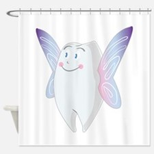 Tooth Fairy Shower Curtain