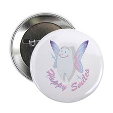 "Happy Smiles 2.25"" Button (10 pack)"
