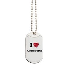 I love Corruption Dog Tags