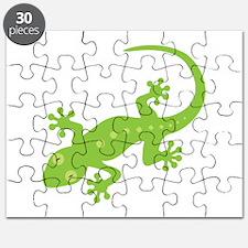 Gecko Lizard Puzzle