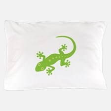Gecko Lizard Pillow Case