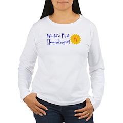 World's Best Housekeeper T-Shirt