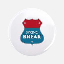 Spring Break Button