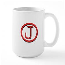 Circle-J Coffee Mug