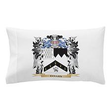 Davis Coat of Arms - Family Crest Pillow Case