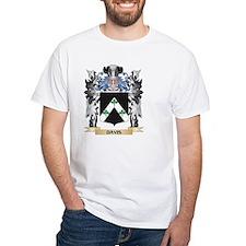 Davis Coat of Arms - Family Crest Shirt