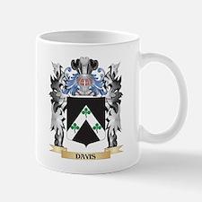 Davis Coat of Arms - Family Crest Mugs