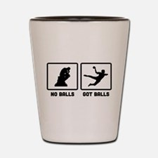 Handball Shot Glass