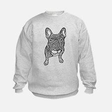 BIG FRENCHIE SKETCH Sweatshirt