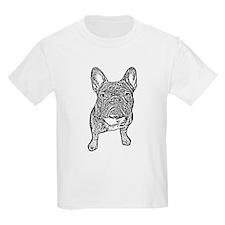 BIG FRENCHIE SKETCH T-Shirt