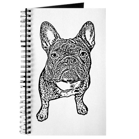 BIG FRENCHIE SKETCH Journal