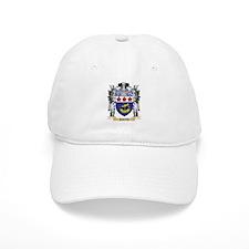 Davys Coat of Arms - Family Crest Baseball Cap