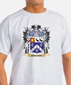 Dawson Coat of Arms - Family Cres T-Shirt