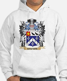Dawson Coat of Arms - Family Cre Hoodie