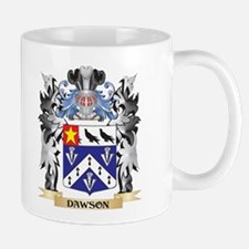 Dawson Coat of Arms - Family Crest Mugs