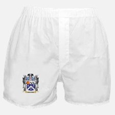 Dawson Coat of Arms - Family Crest Boxer Shorts