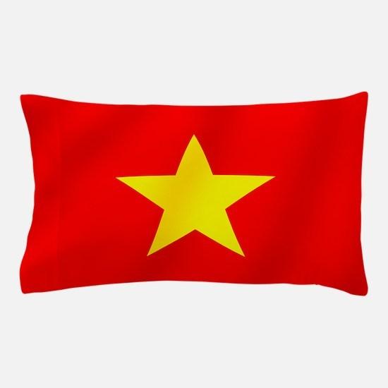 Flag of Vietnam Pillow Case