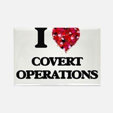 I love Covert Operations Magnets