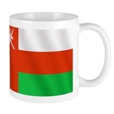 Flag of Oman Mug