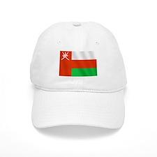 Flag of Oman Baseball Cap