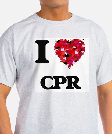 I love Cpr T-Shirt