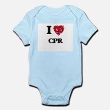 I love Cpr Body Suit