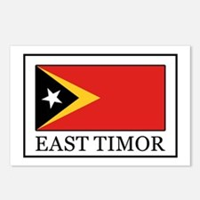 East Timor Postcards (Package of 8)