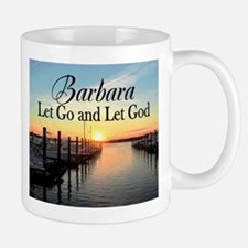 LET GO AND LET GOD Mug
