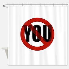 Antisocial - No You Shower Curtain