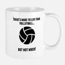 Theres More To Life Than Volleyball Mugs