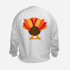 Turkey Face, Gobble Gobble Gobble Funny Butt Thank