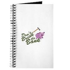 Break the Bank Journal