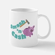 Smash n Cash Mugs