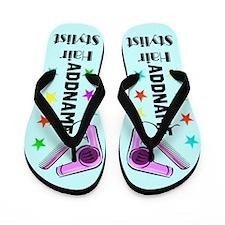 Snazzy Stylist Flip Flops