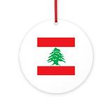Lebanon Ornaments