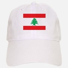Flag of Lebanon Baseball Baseball Cap