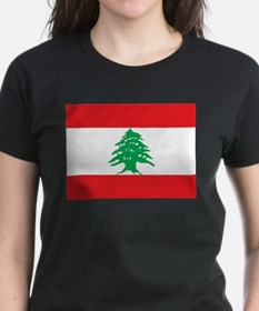 Flag of Lebanon Tee