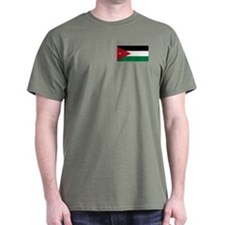 Flag of Jordan T-Shirt