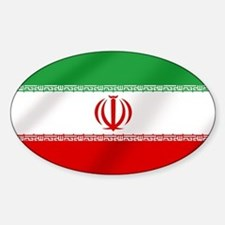 Flag of Iran Decal