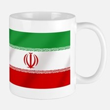 Flag of Iran Mug