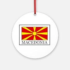 Macedonia Ornament (Round)