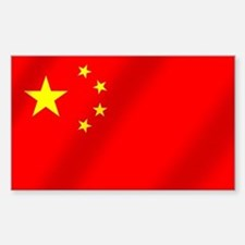 Flag of China Decal