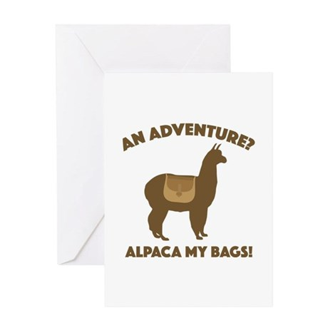 Funny Llama Greeting Cards Thank You Cards and Custom Cards