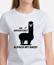 Alpaca My Bags Women's T-Shirt