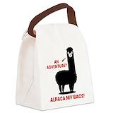 Alpaca adventure Lunch Sacks