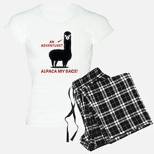 Alpaca My Bags Pajamas