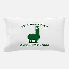 Alpaca My Bags Pillow Case