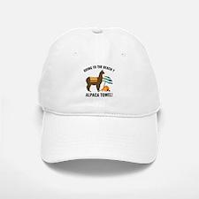Alpaca Towel Baseball Baseball Cap