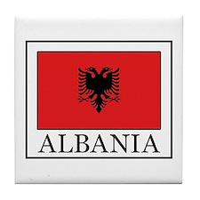 Albania Tile Coaster