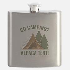 Alpaca Tent Flask